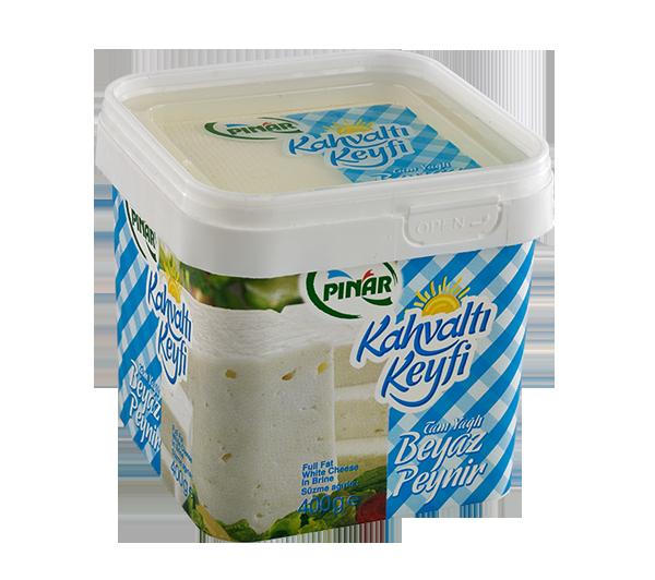 Pınar Kahvaltı Keyfi White Cheese 400 gr