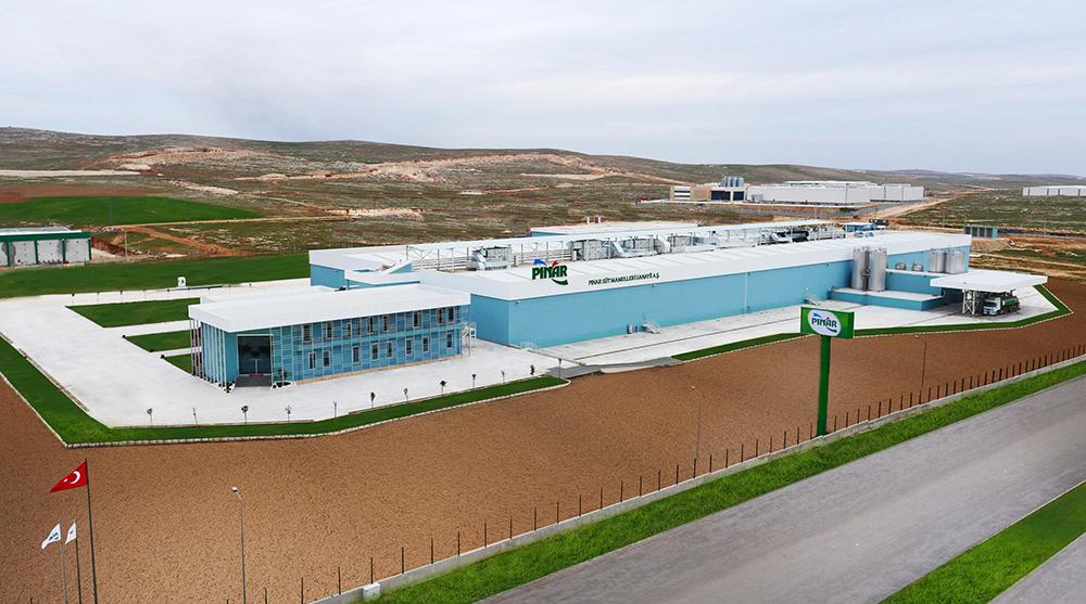 Pınar Süt şanlıurfa Fabrikası Ile Bölgede Süt Ve Süt Mamulleri