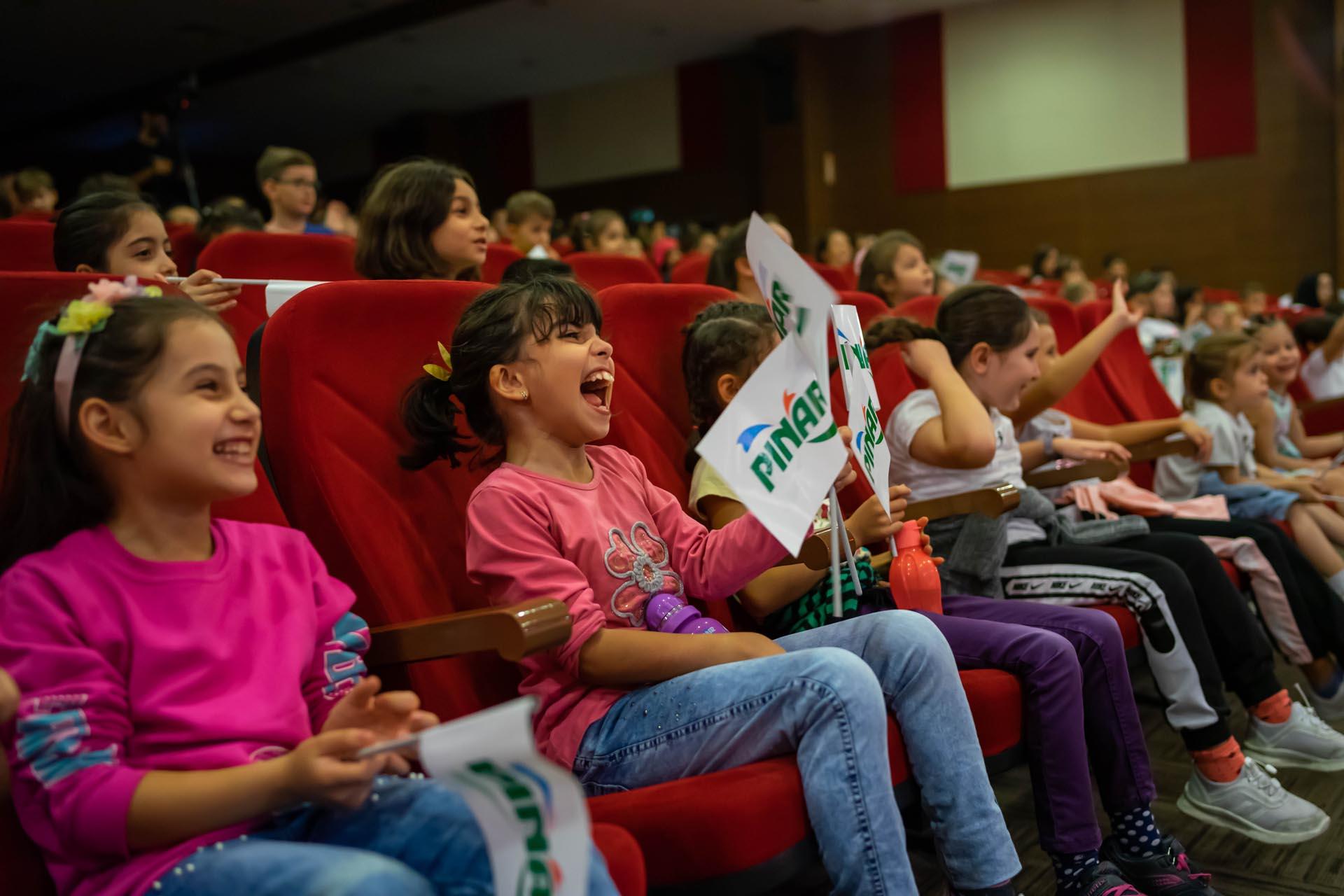 Pınar Kido Çocuk Tiyatrosu 2018-2019