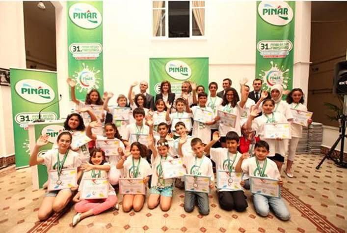 Pinar Kido Resim Yarismasi 2012