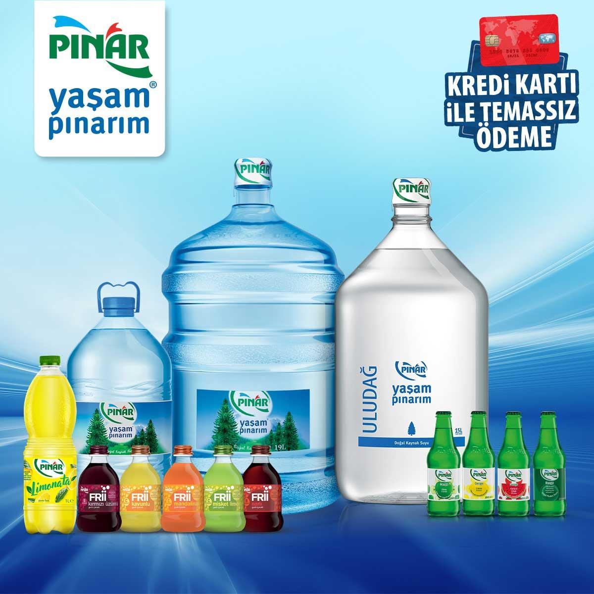 Pınar Su İçecek