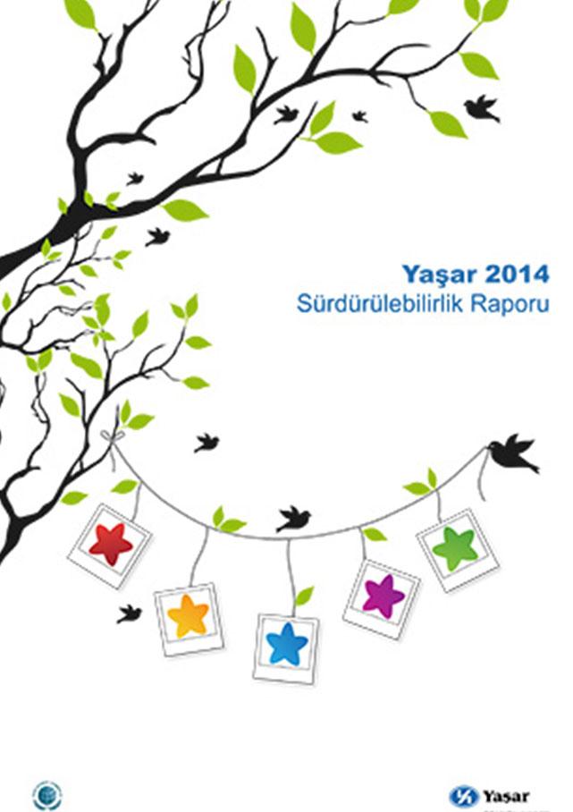 Yasar 2014 Surdurulebilirlik Raporu