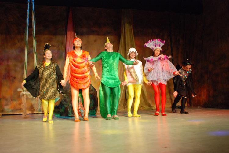 Pınar Kido Çocuk Tiyatrosu 2008