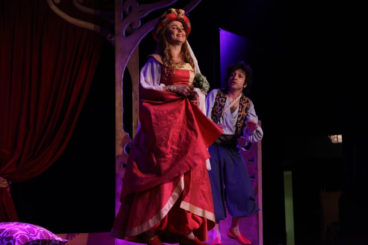 Pınar Kido Çocuk Tiyatrosu 2012
